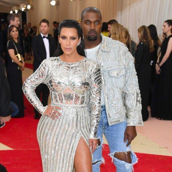 Kim Kardashian's Dress at Met Gala 2016