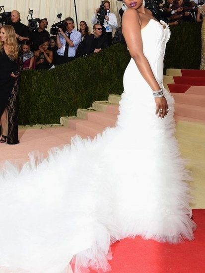 This Celeb Just Wore H&M on the Met Gala Red Carpet