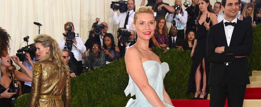Claire Danes's Light-Up Gown Stole the Show at the Met Gala Before She Even Arrived