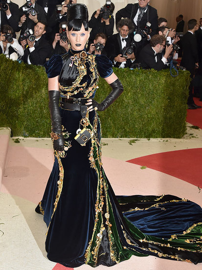 Katy Perry's Met Gala Look Featured Tamagotchis: 'I've Been Keeping These Bitches Alive Since '96!'
