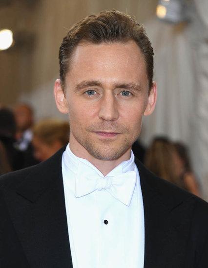 Tom Hiddleston is a dapper gentleman at the 2016 MET Gala