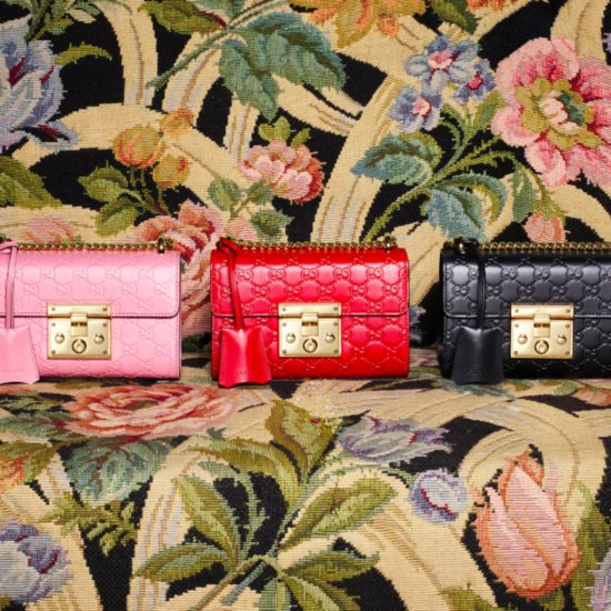 It Bag Alert: The Gucci Padlock Signature Collection