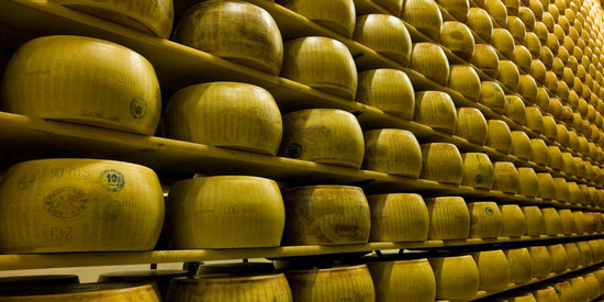 The U.S. Is Sitting On A Mountain Of Cheese