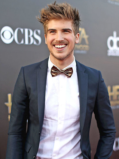 Cute Animal Alert! Joey Graceffa Learns What to Do When You Find a Baby Bird Fallen from Their Nest