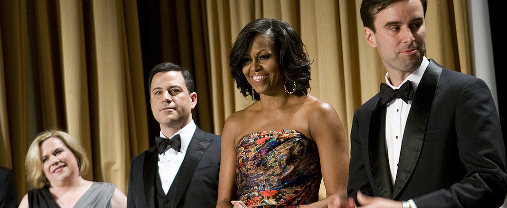 See Every Dress Michelle Obama Wore For the White House Correspondents' Dinners