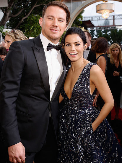 Swoon! Channing Tatum Helps With Jenna Dewan Tatum's Pedicure (Is There Any Super-Husband Task He Doesn't Do?)