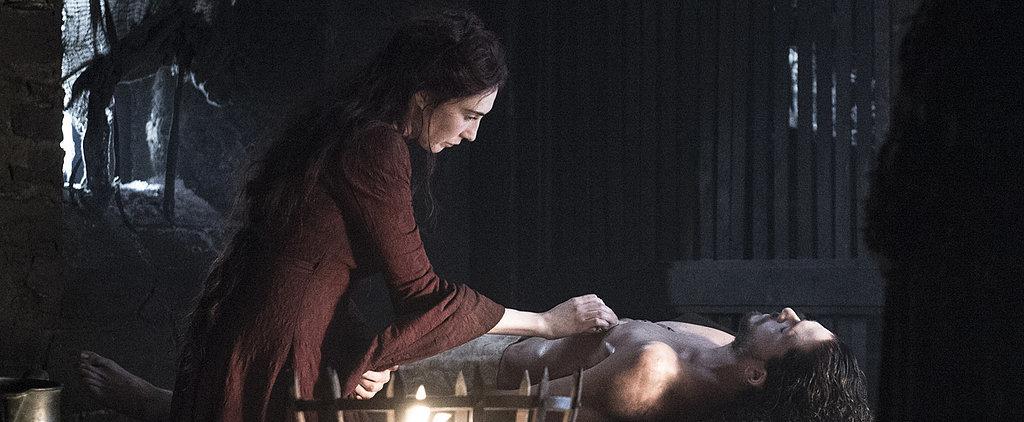 19 Hilarious Internet Reactions to That Epic Jon Snow Moment