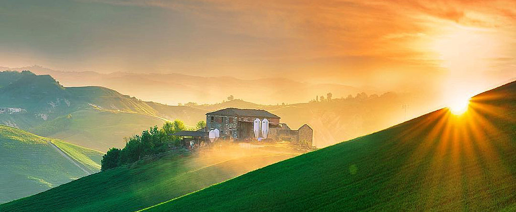 Instagram of the Day: The Hills of Tuscany