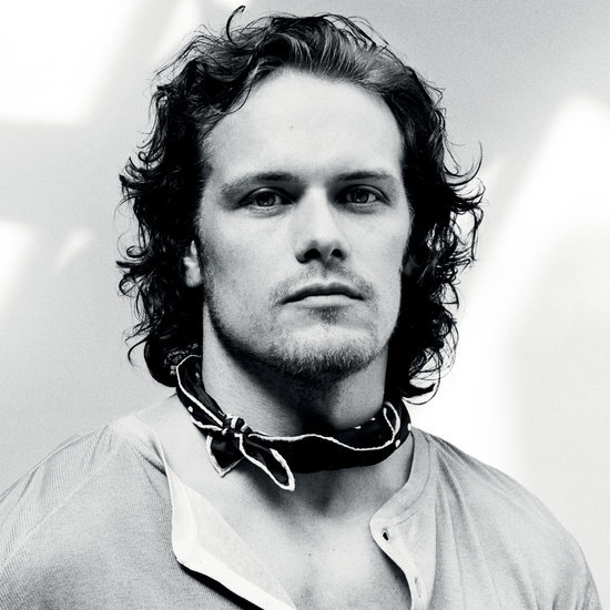 Sam Heughan Graces Interview Magazine With His Rippling Muscles and Luscious Locks