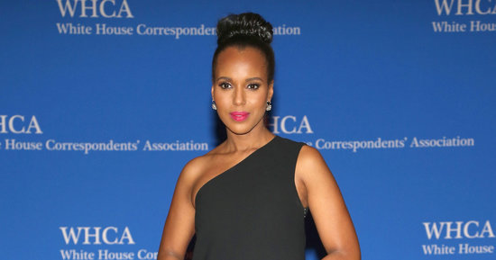 Kerry Washington Is Gifting the World Another Baby