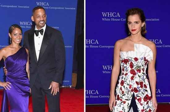 All The Looks From The 2016 White House Correspondents Dinner