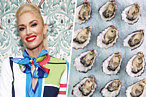 Gwen Stefani Claims Oysters Have 'No Calories'