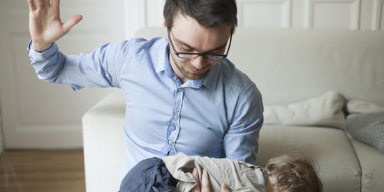New Evidence Links Spanking to Child Behavior Problems, but Perhaps The Evidence Isn't So Clear