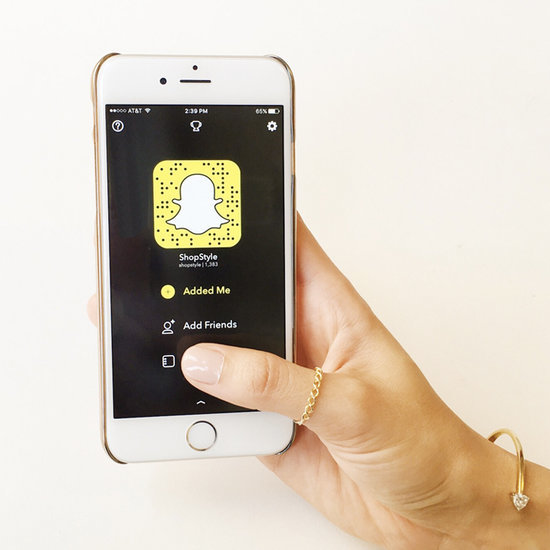 Your Favorite Fashion and Beauty Brands Have a Snapchat Account and You Need to Be Following Them
