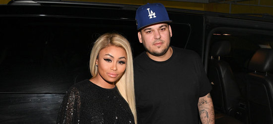 Rob Kardashian's Fiancée Blac Chyna Falls Victim to Home Invasion Netting 'a Large Sum of Cash and Jewelry'