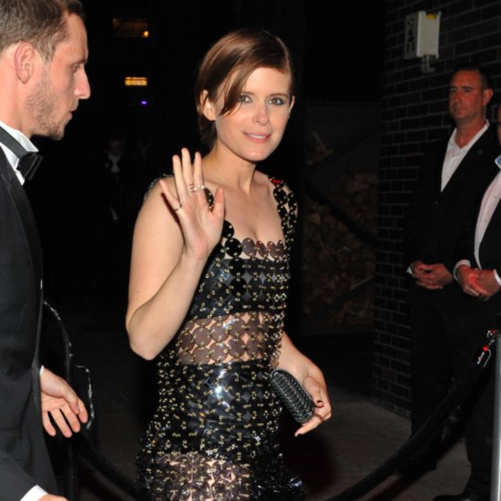 Kate Mara's Met Gala Afterparty Sneakers