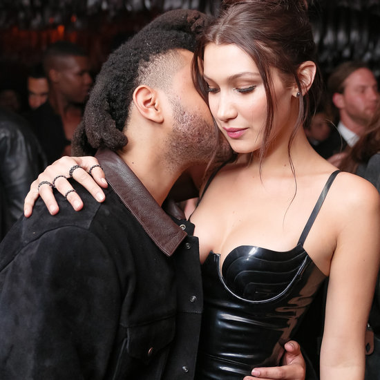 bella hadid and abel dating sim