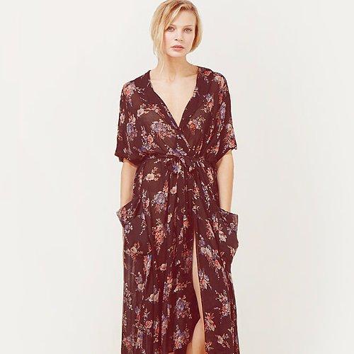 Spring Trends   Floral Maxi Dresses