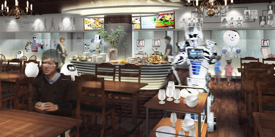 Japan's Huis Ten Bosch Theme Park Is Opening An All-Robot Kingdom