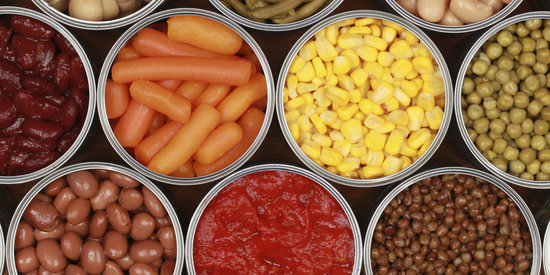 How Do Canned Foods Stack Up?