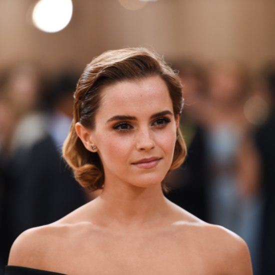 Emma Watson at Met Gala 2016