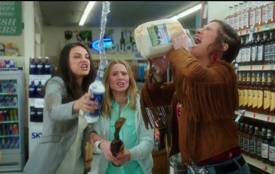 This 'Bad Moms' Preview Will Make You Feel Better About Not Following the Rules