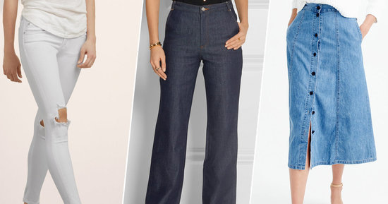 10 Summer Denim Trends to Try Out Now