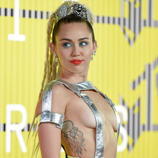 Miley Cyrus Tattoo Pictures