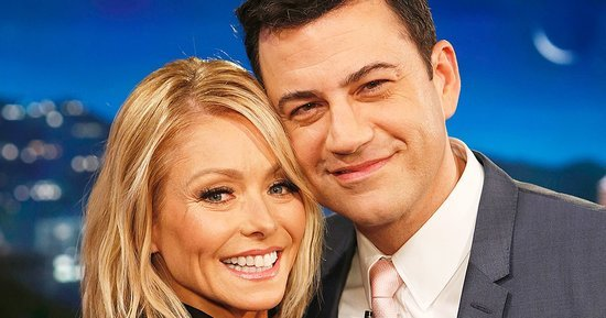Jimmy Kimmel Will Be Kelly Ripa's First 'Live' Guest Host After Michael Strahan Exits