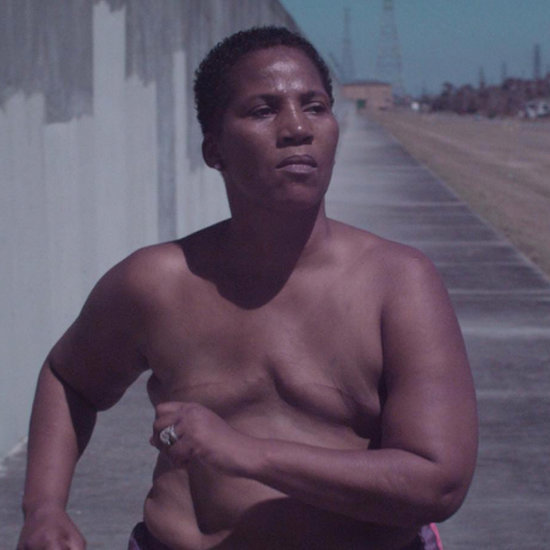Lemonade Star Walks 1,000 Miles Topless to Embrace Her Breast Cancer Scars