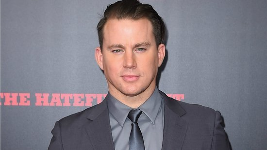 Channing Tatum Announces 'Magic Mike Live' Las Vegas Show With Shirtless Men and Puppies -- Watch!