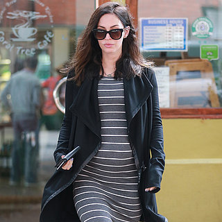 Megan Fox and Brian Austin Green Out in LA May 2016