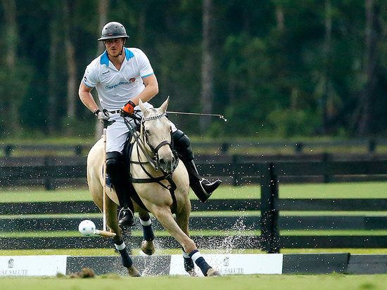 'Harry Is the Best as a Guy Friend': Polo Star Nacho Figueras Joins Prince Harry on the Royal's First Day in Florida