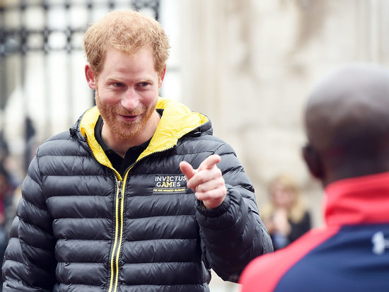 Prince Harry Jokes That American Kids Will Say, 'You Ain't No Prince!' and Says: 'I'm Going to Sign the Crown Out!'