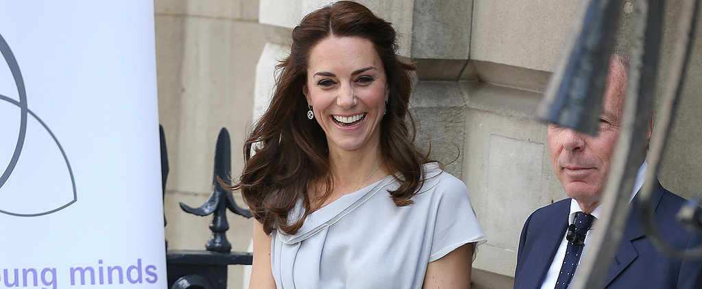 The Duchess of Cambridge's Dress Might Be Old, but It Fits Right in With Spring's New Trends