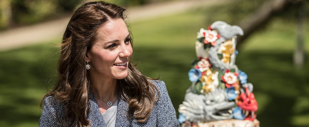 The Duchess of Cambridge's Latest Appearance Will Give You Major Alice in Wonderland Vibes