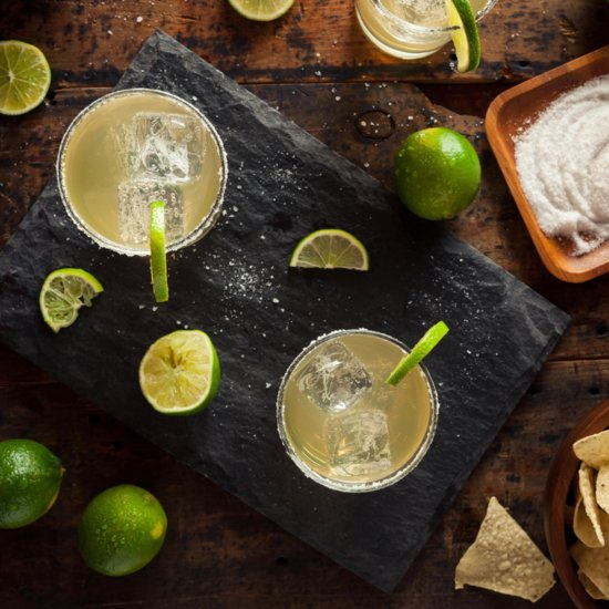 The Best Margarita Recipes For Cinco de Mayo