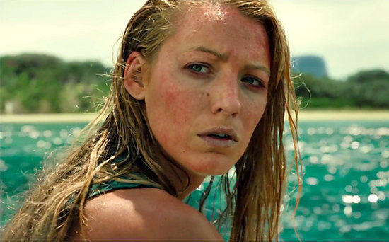 FROM EW: Blake Lively Fights a Shark in New The Shallows Trailer