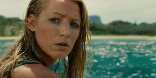 Watch Blake Lively Battle A Shark In New Trailer For 'The Shallows'
