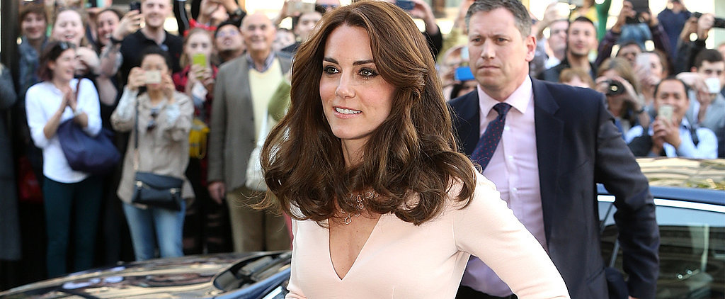 You're Going to Want to Copy Kate Middleton's Monochromatic Look