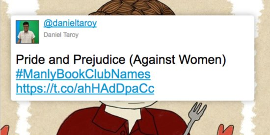 21 Perfect #ManlyBookClubNames For Bros Who Only Wanna Read About Bros