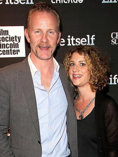 Filmmaker Morgan Spurlock Marries Girlfriend of 8 Years