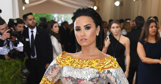 Demi Lovato Has Late Night Twitter Rant Over Nicki Minaj Drama