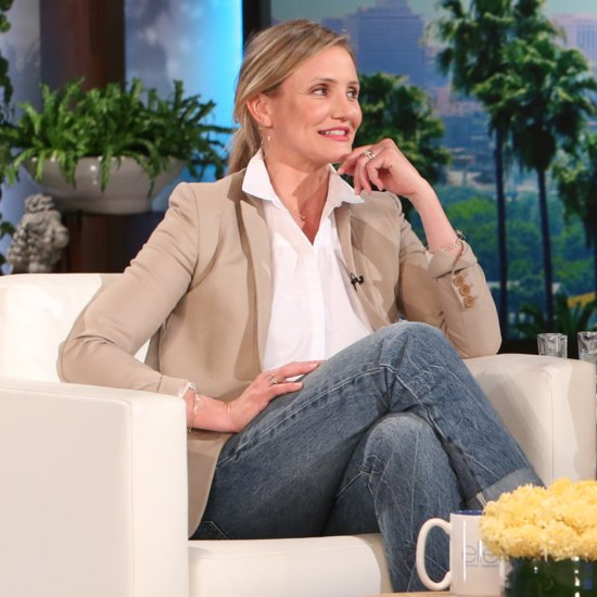 "Cameron Diaz Saying Benji Madden Is Her ""Purpose For Living"" Will Make You Feel All the Things"