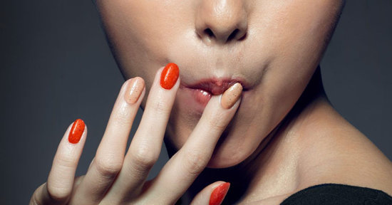 KFC Is Now Making Edible Nail Polish That Tastes Like Chicken