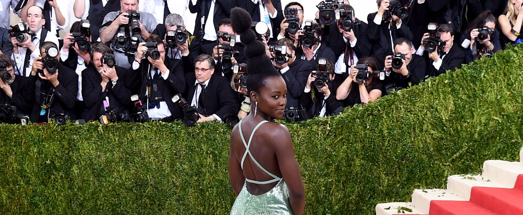 Lupita Nyong'o Graciously Shuts Down Vogue's Comparison to Audrey Hepburn