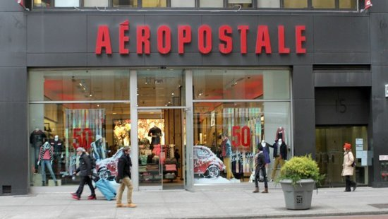 9 Pieces From Aeropostale Every Girl Owned & Cherished In The Early 2000s