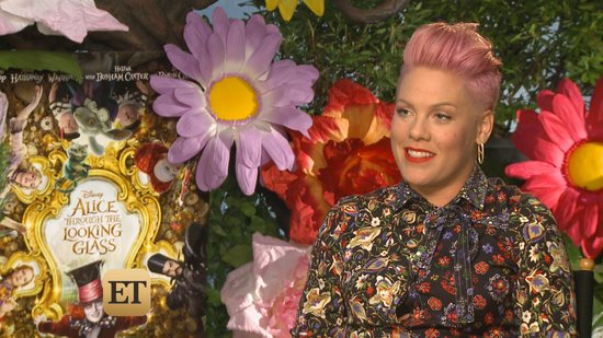 EXCLUSIVE: Pink Is 'In Trouble' With Daughter Willow for Revealing Matt Damon Crush