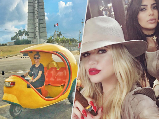 Kim Kardashian and Gisele Bündchen's Lavish Trips to Cuba: Stacking Up Their Significant Pay Gap with the Average Cuban Worker