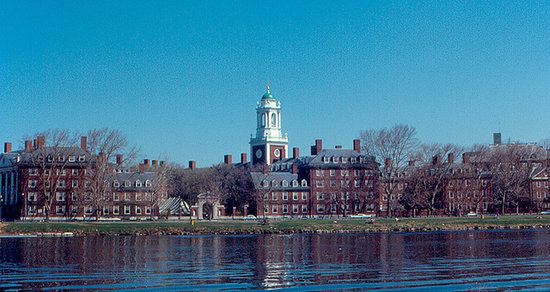 Times Top 100 Rankings Puts Harvard at the Top